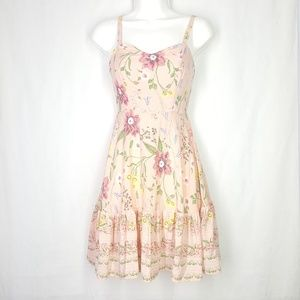 Old Navy summer dress, size XSmall, flower print.